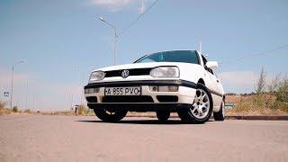 Volkswagen Golf 3 GL купе | 25 лет в стоке