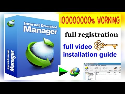 IDM 2018 Free 100000%  / Internet Download Manager With Idm Keygen