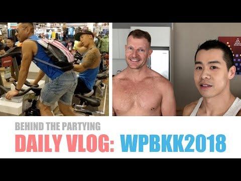 Daily Vlog: White Party Bangkok 2018 #WPBKK2018