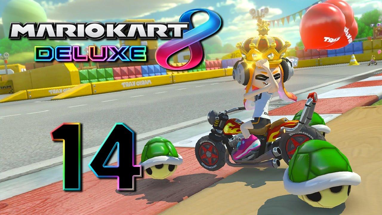 Mario Kart 8 Deluxe ITA [Parte 14 - Battaglia palloncini]