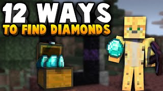 All 12 Ways To Find Diamonds (Including The Best)