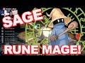 SAGE Class Guide Outward | RUNE MAGIC!! {NEW}