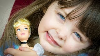 Cinderella 2015 Disney Princess Emily's Thoughts & Doll Unboxing