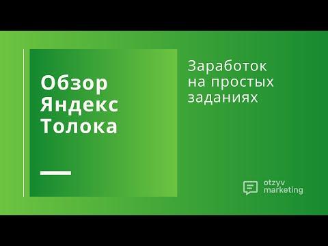 Обзор Яндекс.Толока: сколько можно заработать по сравнению с биржами фриланса
