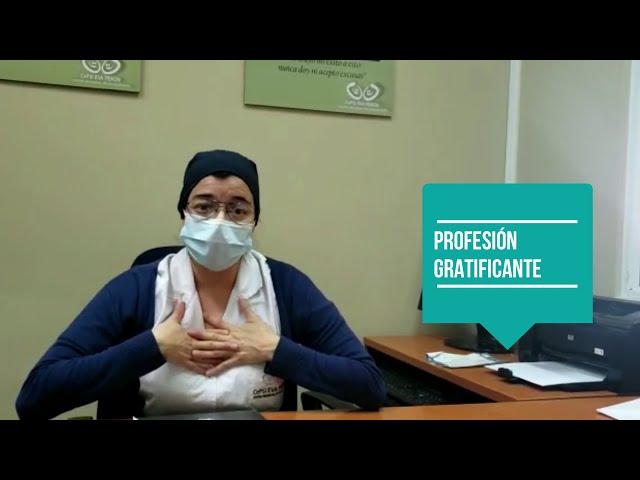 En Primera Persona: Licenciatura en Enfermería