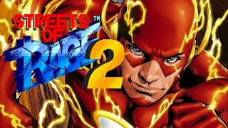 Flash in Streets of Rage 2 - Flash in Streets of Rage 2 - User video