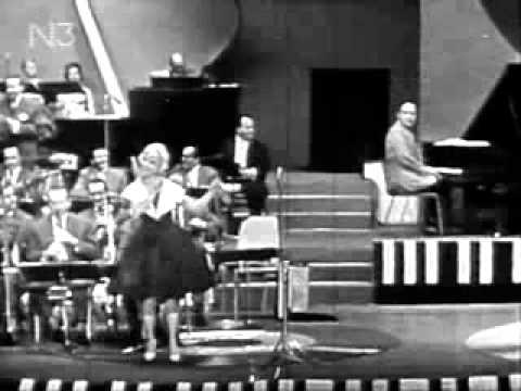 Die Nacht 1960s German TV Pop show