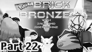 mattone di Pokemon Roblox bronzo (parte 22) viaggio a Edgevile