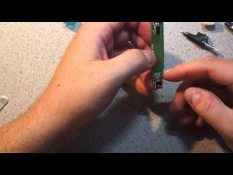 Silly Products - USB powered soldering iron.