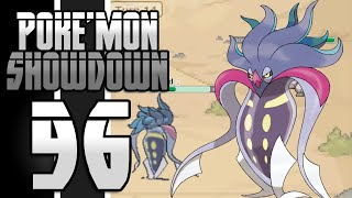 Pokemon Showdown: NeverUsed (NU) Tier (Gen 6): Episode 96