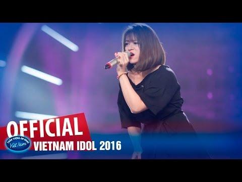 VIETNAM IDOL 2016 - GALA 1 - VÌ EM QUÁ YÊU ANH, MERCY - TRÀ MY