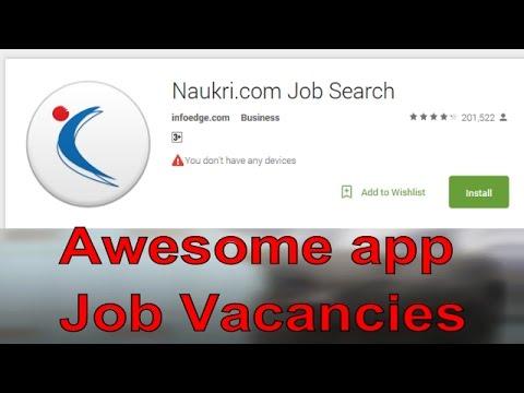 Jobs Recruitment Job Search Employment  Job Vacancies   Naukri com