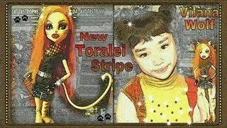 Cat Tastrophe + Fashion pack = New Toralei Stripe !!!
