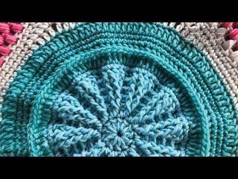 Crochet Study of Planet Earth Afghan: Week 1