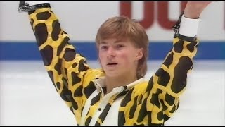 [HD] Ilia Kulik  - Rhapsody in Blue - 1997 NHK Trophy - FS イリヤ・クーリック Илья Кулик