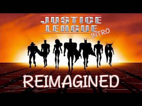 Justice League Intro REIMAGINED w/DCEU