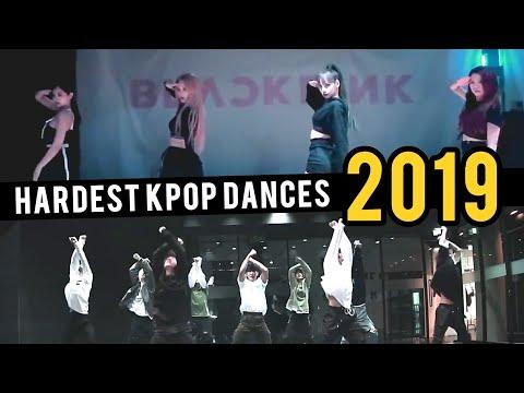 TOP21 HARDEST KPOP DANCES OF 2019