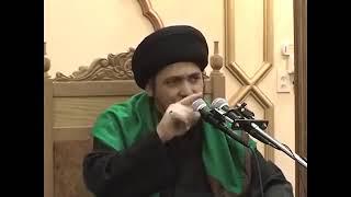 السيد منير الخباز - جاذبية الإمام الرضا عليه السلام