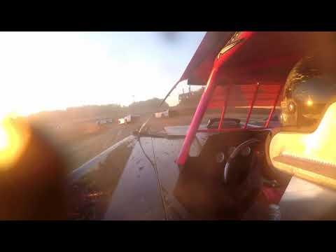 Khole Wanzer #01W   In-Car Camera   Eriez Speedway   7-8-18