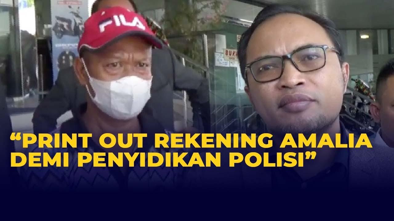 Download Update Pembunuhan Subang, Penyidik Bawa Yosep dan Yoris ke Bank Untuk Cetak Rekening Koran Amelia