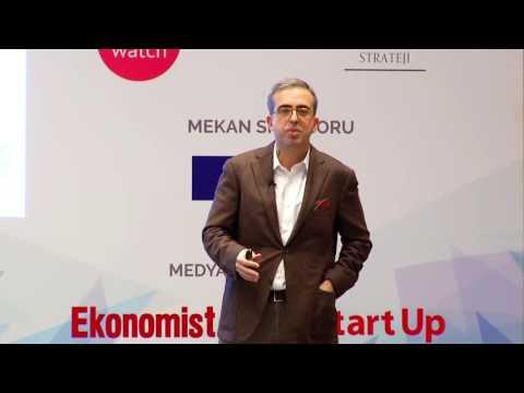 4. Kurumiçi Girişimcilik Konferansı - Dr. Soner Canko - Bankalararası Kart Merkezi Genel Müdürü