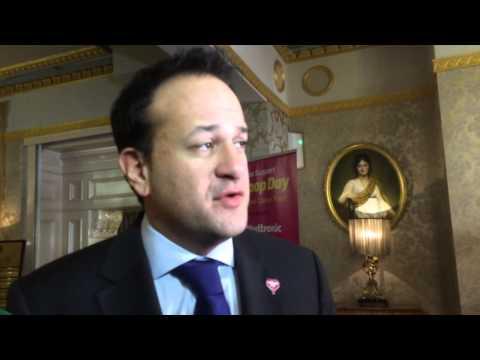 Leo Varadkar on Fianna Fáil debate