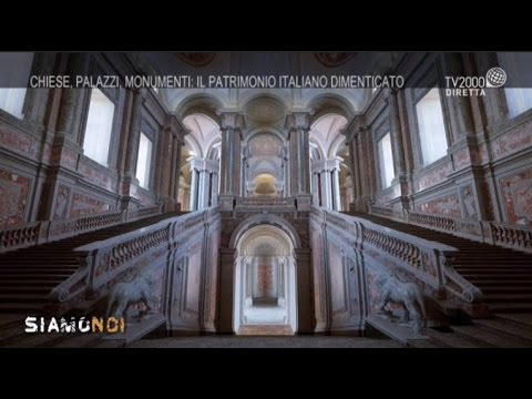 Siamo noi - Tesori artistici d'Italia: tra eccellenze e abbandono