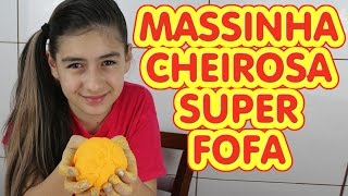 Massinha Fofa Cheirosa (Modelar, Macia, Diferente, Super Massa, DIY) Play Dough Soft Smelling thumbnail
