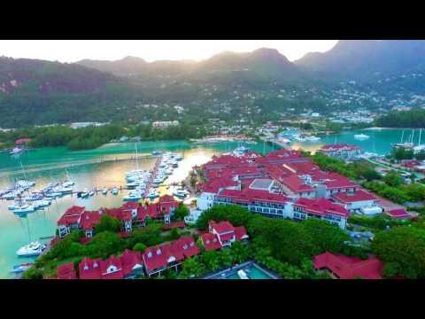 Seychelles Eden Island | DJI Phantom 3