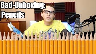 Bad Unboxing - Pencils
