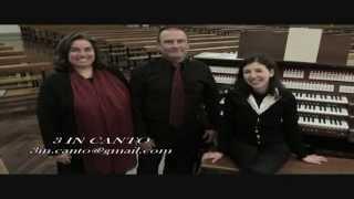 3 IN CANTO- A cantar no vosso casamento, na cerimónia e depois se for o caso!!