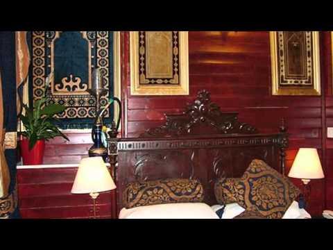 Спальня в марокканском стиле  завораживающий шик!
