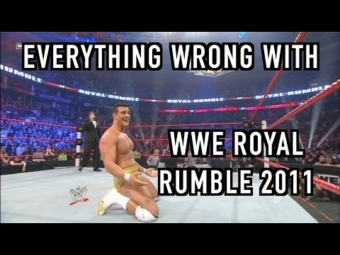 Episode #213: Everything Wrong With WWE Royal Rumble 2011