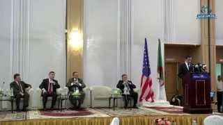 Les USA veulent aider l'Algérie à diversifier son économie