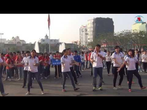 """Ngày hội dân vũ Hải Phòng 2013 """"Kachiusa"""""""