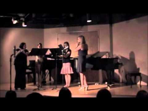 Spring 2010 Quartet - Rose Cottage