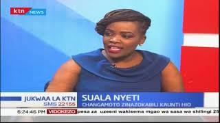 Suala Nyeti: Uongozi kaunti ya Kajiado