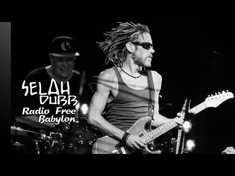 "Selah Dubb ""Free Radio Babylon"" selahdubb.net"