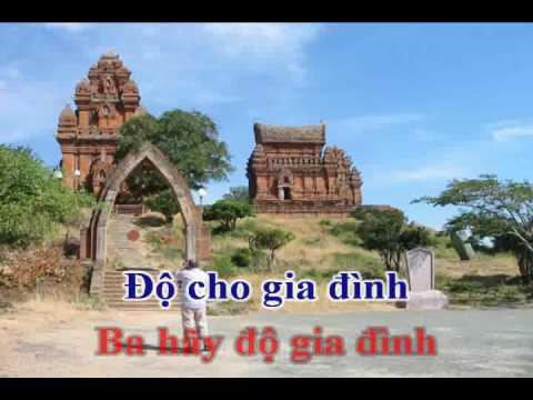 Karaoke Ba Nén Hương Trầm Cho Cha - TQT