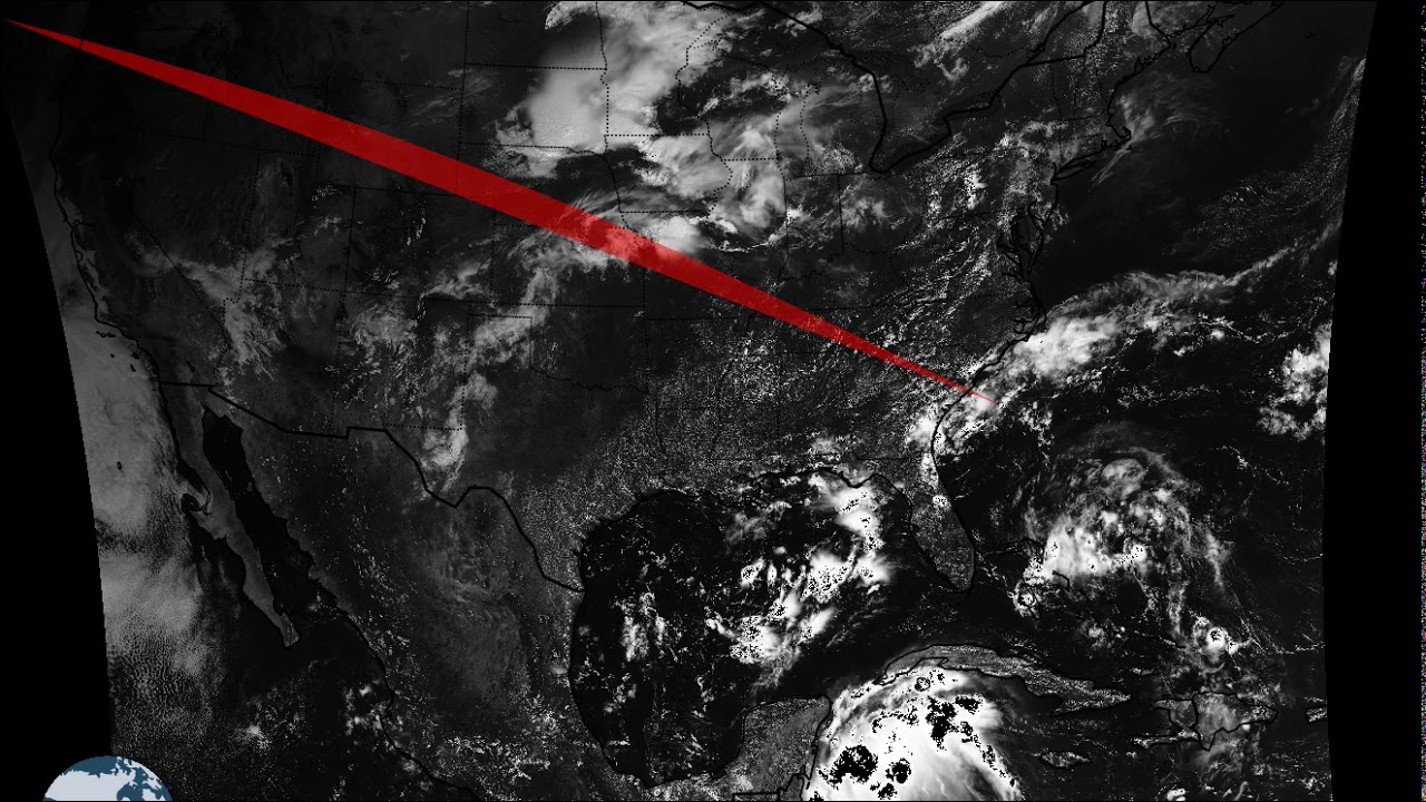 MetPy Monday #9 - 2017 Total Solar Eclipse : Unidata Developer's Blog