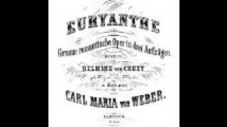 Opera Euryanthe von Carl Maria von Weber