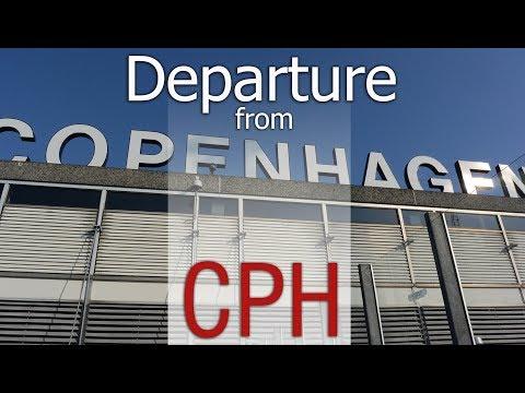 Copenhagen Kastrup Airport  - CPH | Departure