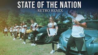 State of the nation (80's) | Retro Remix | DjArkie Remix | Zumba Dance Fitness | BMD Crew