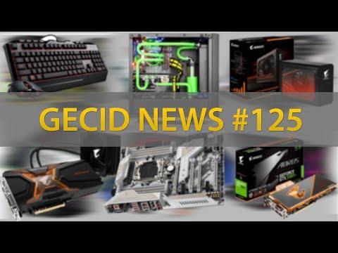 GECID News #125 ➜ ▪ до €40 в подарок от GIGABYTE ▪ ждем AMD Ryzen B2 ▪ список ОЗУ для Ryzen