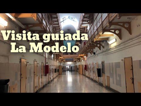 Visita Carcel Modelo Barcelona (La Model)