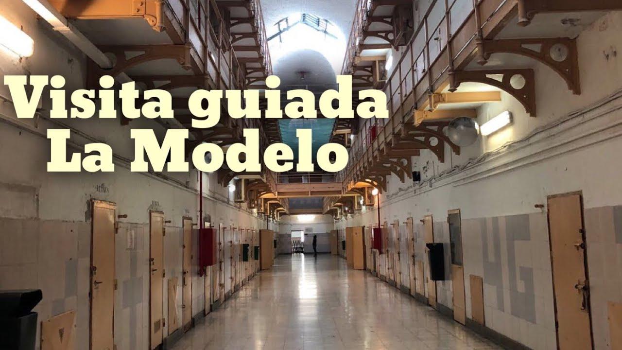 Visita Carcel Modelo Barcelona La Model  YouTube