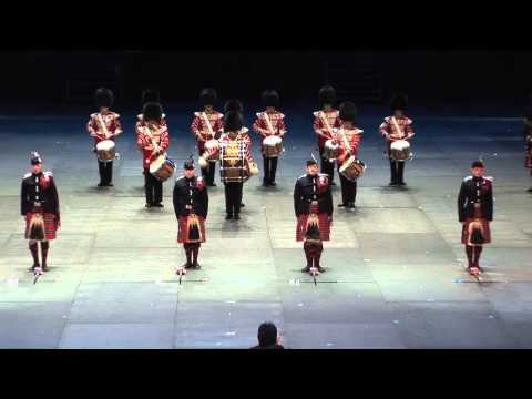 2013 VIT Pipes and Drums, 1st Battalion, Scots Guards