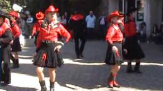 Country Free Dancers Taradeau 2009 Tush Push