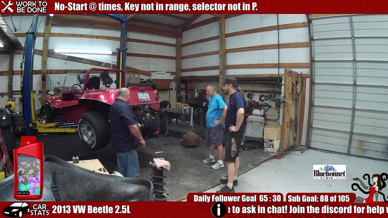 Mechanic Blooper Reel #1