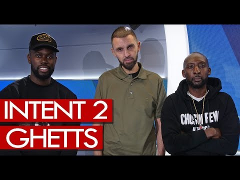 Ghetts & Nicky Slimting on The Intent 2, Ghetto Gospel New Testament, UK films